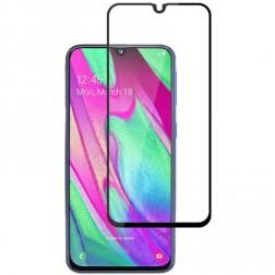 """Mocolo"" Tempered Glass ekrāna aizsargstikls 0.26 mm - melns (Galaxy A40)"