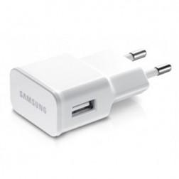 """""""Samsung"""" Adaptive tīkla lādētājs - balts (1.55 A)"""