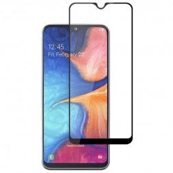 """Mocolo"" Tempered Glass ekrāna aizsargstikls 0.26 mm - melns (Galaxy A20e)"