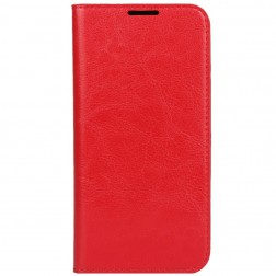 Atvēramais maciņš - sarkans (Galaxy A20e)