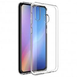 Cieta silikona (TPU) apvalks - dzidrs (Galaxy A20e)