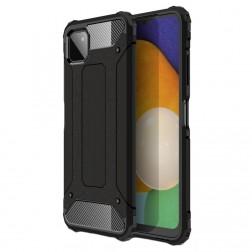 Pastiprinātas aizsardzības apvalks - melns (Galaxy A22 5G)
