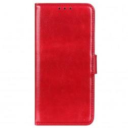 Atvēramais maciņš - sarkans (Galaxy A22 5G)