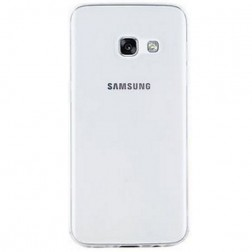 Planākais TPU apvalks - dzidrs (Galaxy A3 2017)