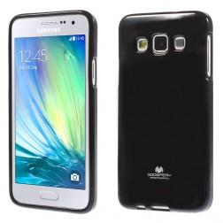 """""""Mercury"""" apvalks - melns (Galaxy A3 2015)"""