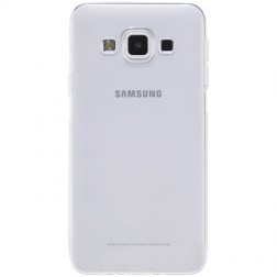 Planākais TPU apvalks - dzidrs (Galaxy A3 2015)
