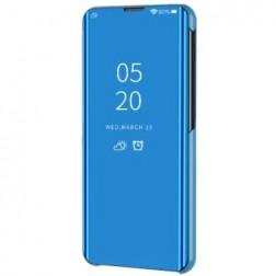 Plastmasas atvērams maciņš - zils (Galaxy A32 4G)