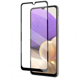 """Mocolo"" Tempered Glass ekrāna aizsargstikls 2.5D - melns (Galaxy A32 4G)"