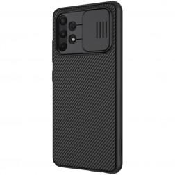 """""""Nillkin"""" CamShield apvalks - melns (Galaxy A32 4G)"""