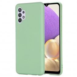 """Shell"" cieta silikona (TPU) apvalks - zaļš (Galaxy A32 4G)"