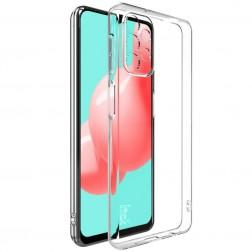 """""""Imak"""" cieta silikona (TPU) apvalks - dzidrs (Galaxy A32 5G)"""
