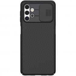 """""""Nillkin"""" CamShield apvalks - melns (Galaxy A32 5G)"""