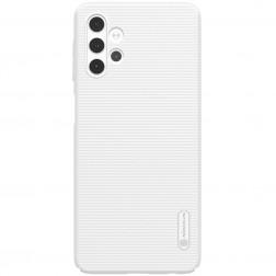 """Nillkin"" Frosted Shield apvalks - balts (Galaxy A32 5G)"