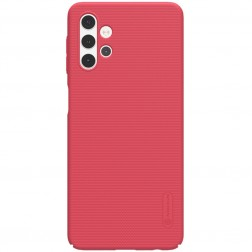 """Nillkin"" Frosted Shield apvalks - sarkans (Galaxy A32 5G)"
