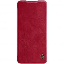 """""""Nillkin"""" Qin atvēramais maciņš - sarkans (Galaxy A32 5G)"""