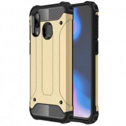 Pastiprinātas aizsardzības apvalks - zelta (Galaxy A40)