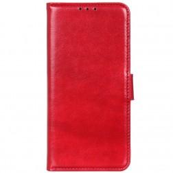 Atvēramais maciņš - sarkans (Galaxy A40)