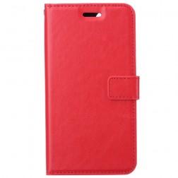 Atvēramais maciņš - sarkans (Galaxy A41)