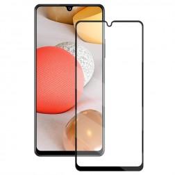 """Mocolo"" Tempered Glass ekrāna aizsargstikls 0.26 mm - melns (Galaxy A42 5G)"