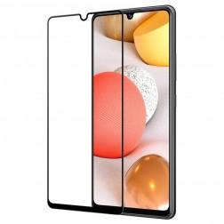 """Rurihai"" Tempered Glass ekrāna aizsargstikls 0.26 mm - melns (Galaxy A42 5G)"