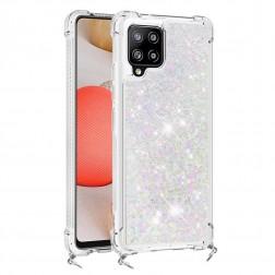 """Shine"" cieta silikona (TPU) apvalks - dzidrs (Galaxy A42 5G)"