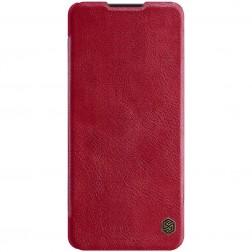 """""""Nillkin"""" Qin atvēramais maciņš - sarkans (Galaxy A42 5G)"""