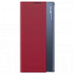 """""""View Line"""" atvērams maciņš - sarkans (Galaxy A42 5G)"""
