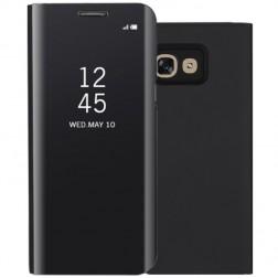Plastmasas atvērams maciņš - melns (Galaxy A5 2017)