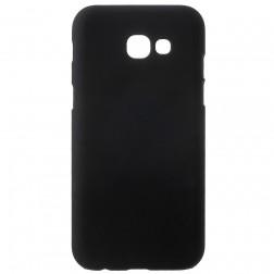 Plastmasas futrālis - melns (Galaxy A5 2017)