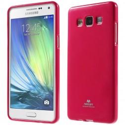 """""""Mercury"""" apvalks - tumši rozs (Galaxy A5 2015)"""