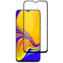 """Mocolo"" Tempered Glass ekrāna aizsargstikls 0.26 mm - melns (Galaxy A50)"