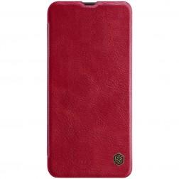 """""""Nillkin"""" Qin atvēramais maciņš - sarkans (Galaxy A50)"""