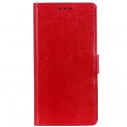 Atvēramais maciņš - sarkans (Galaxy A50)