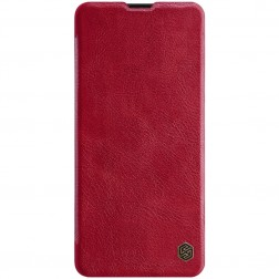 """""""Nillkin"""" Qin atvēramais maciņš - sarkans (Galaxy A51)"""