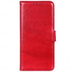 Atvēramais maciņš - sarkans (Galaxy A51)