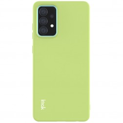 """""""Imak"""" cieta silikona (TPU) apvalks - zaļš (Galaxy A52 / A52s)"""