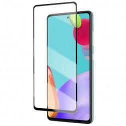 """Mocolo"" 2.5D Tempered Glass ekrāna aizsargstikls 0.26 mm - melns (Galaxy A52 5G / A52 4G)"