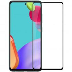 """""""Nillkin"""" CP 9H Tempered Glass ekrāna aizsargstikls 0.33 mm - melns (Galaxy A52)"""
