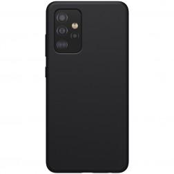 """""""Nillkin"""" Flex apvalks - melns (Galaxy A52 / A52s)"""