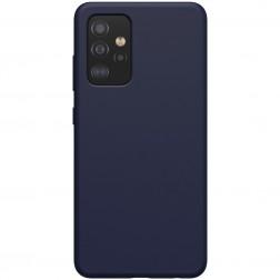 """Nillkin"" Flex apvalks - zils (Galaxy A52 / A52s)"