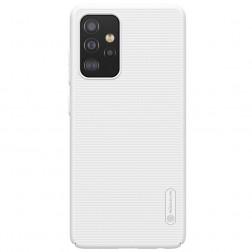 """Nillkin"" Frosted Shield apvalks - balts (Galaxy A52 / A52s)"