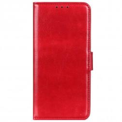 Atvēramais maciņš - sarkans (Galaxy A52 / A52s)