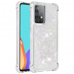 """""""Shine"""" Kickstand cieta silikona (TPU) apvalks - dzidrs (Galaxy A52 / A52s)"""