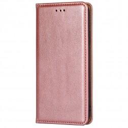 Solīds atvērams maciņš -  rozs (Galaxy A52 / A52s)