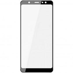 """Mocolo"" Tempered Glass ekrāna aizsargstikls 0.26 mm - melns (Galaxy A6 2018)"
