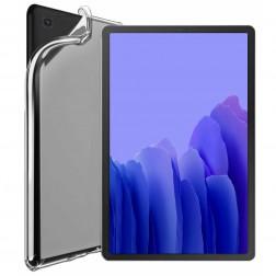 Cieta silikona (TPU) apvalks - dzidrs (Galaxy Tab A7 10.4 2020)