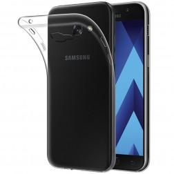 Planākais TPU apvalks - dzidrs (Galaxy A7 2017)