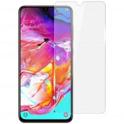 """""""Imak"""" ekrāna aizsargplēve (pilnīgi aizsedzama) - dzidra (Galaxy A70)"""