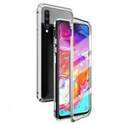 """""""Frame"""" magnētiskais apvalks - dzidrs (Galaxy A70)"""