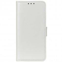 Atvēramais maciņš - balts (Galaxy A71)